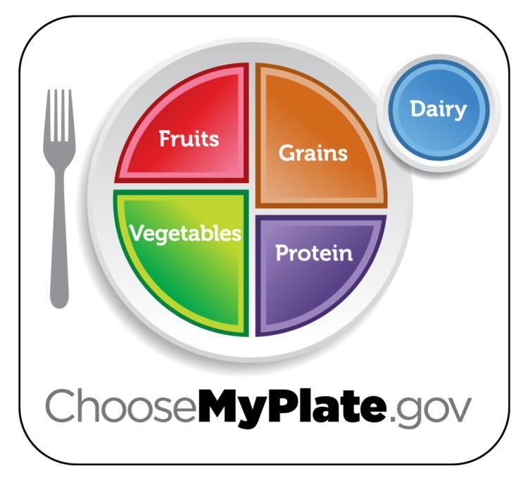 Choose my plate image