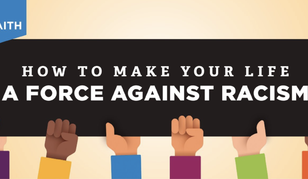 How to make your life a force against racism