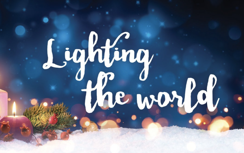 Lighting the world: In the midst of darkness, parish communities can be beacons