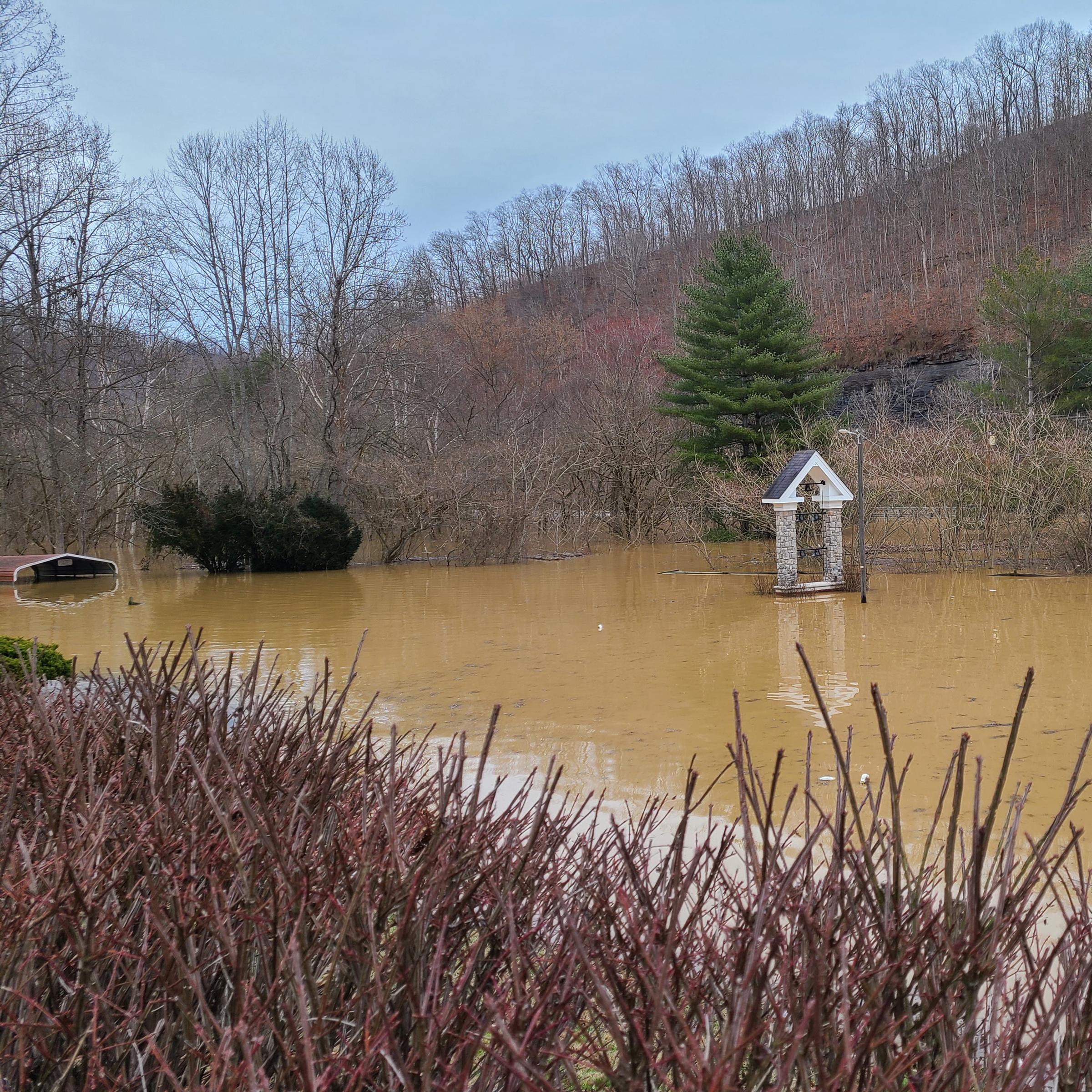 St. Martha, Prestonsburg flooding